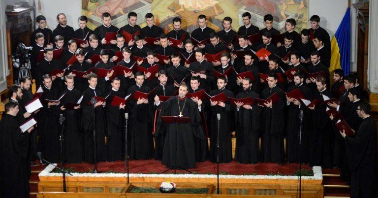 Un concert du chœur byzantin « Tronos » du Patriarcat de Roumanie sera donné le 11 avril au Parlement européen