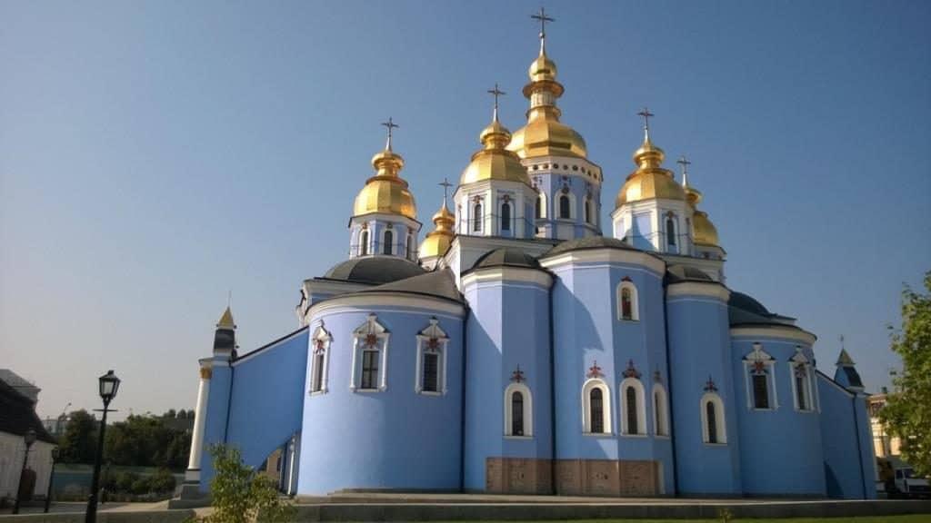 The autocephalous Church of Ukraine