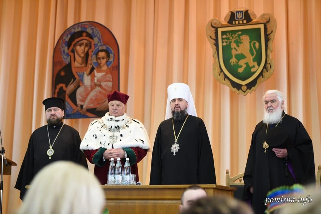Le métropolite Épiphane, primat de la nouvelle Église d'Ukraine : « Nous sommes fiers lorsque l'on nous traite de bandéristes »