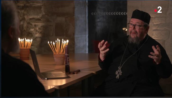 «Pâques – feu et lumière» sur France 2