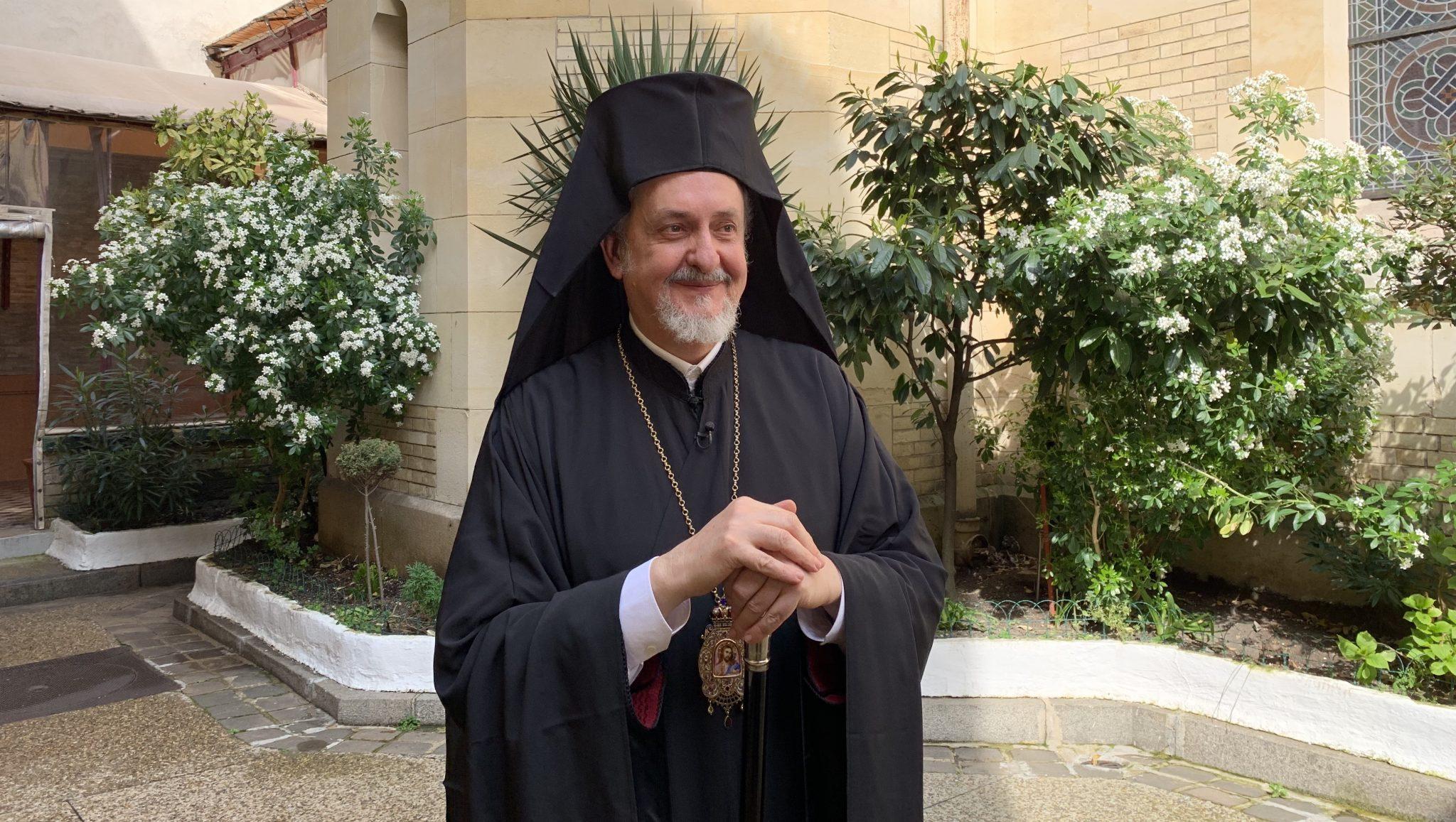 Le métropolite de France Emmanuel n'est pas candidat au poste d'archevêque de l'archidiocèse d'Amérique