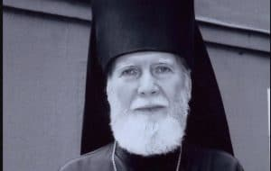 Repose of Bishop Michael (Storogenko)