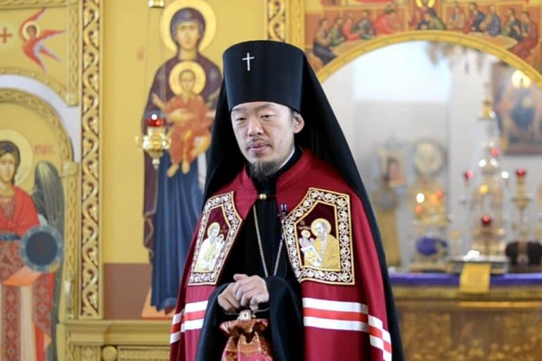 A Korean archbishop for the Korean Diocese of the Russian Orthodox Church