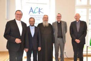 Un orthodoxe élu comme président du Conseil des Églises en Allemagne