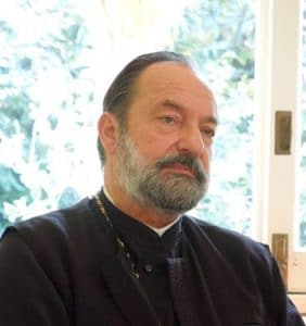Repose of Father Jean Boboc