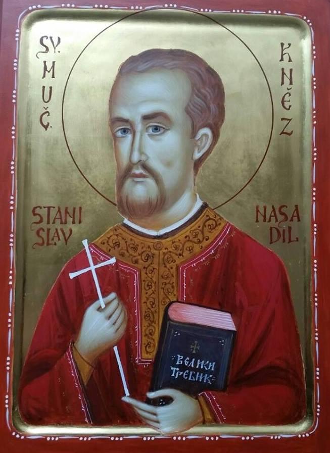 Un hiéromartyr du XXe siècle sera canonisé par l'Église des Terres tchèques et de Slovaquie