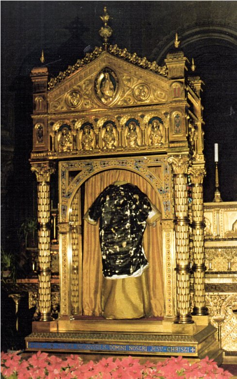 Une vénération de la sainte Tunique du Christ à Argenteuil aura lieu le 7 avril
