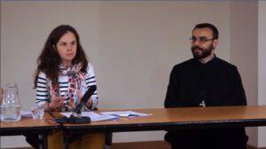Julija Vidovic : «Bioéthique -réflexion d'une orthodoxe»