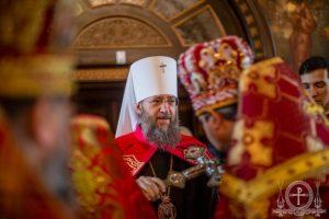 Le métropolite Antoine (Pakanitch), chancelier de l'Église orthodoxe d'Ukraine, sur le vrai sens de la période pascale