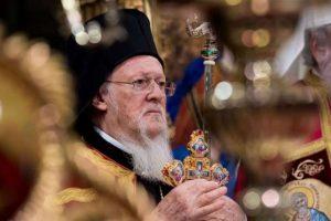 Le patriarche Bartholomée : « Nous avons la conscience tranquille »