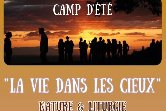 A summer camp organized by the Romanian Metropolis for young people