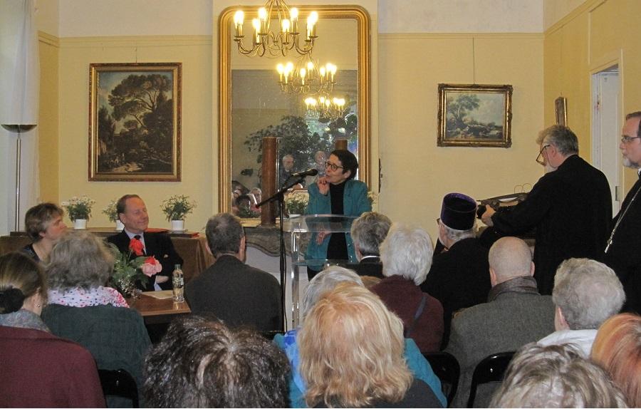 Paris : inauguration du Centre culturel Mère Marie Skobtsov
