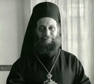 Repose of Archimandrite Aimilianos (Vafeidis), Hegumen of Simonopetra Monastery