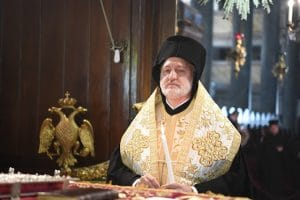 Speech on the occasion of the appointment of Archbishop Elpidophoros as the new Archbishop of America (Ecumenical Patriarchate)