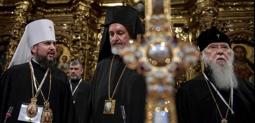 """Those who do not accept the tomos refuse to be in the Orthodox autocephalous Church of Ukraine"""