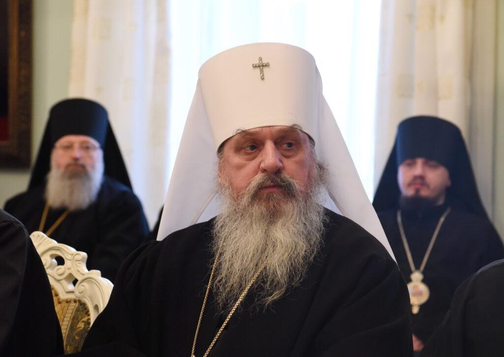 Le métropolite de Belgorod et Oboïansk Joseph (nouvelle Église orthodoxe d'Ukraine) proteste contre la nomination d'un évêque grec