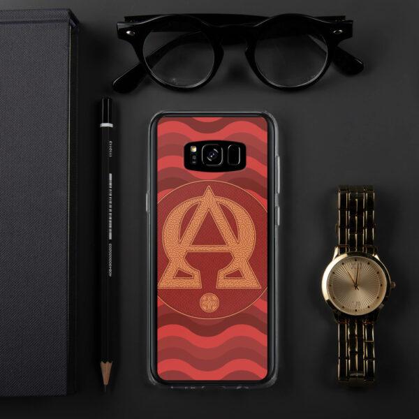 Privé: Alpha and Omega Red Version Samsung Case