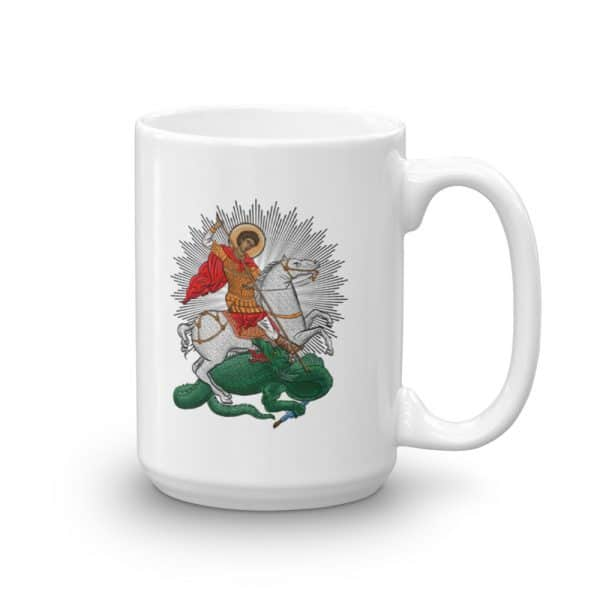Privé : Saint George the Trophy-bearer mug