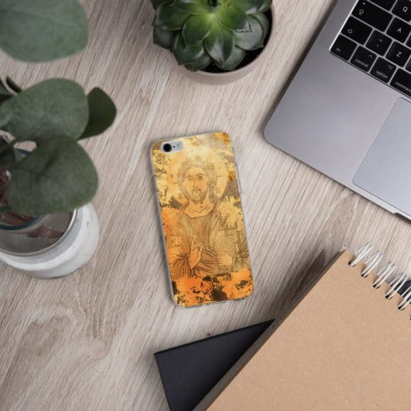 Privé : Christ the Savior & Life-Giver iPhone Case