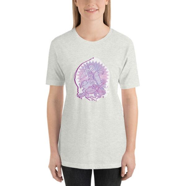 Privé: George the Trophy-bearer Short-Sleeve Female T-Shirt