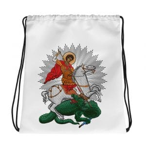 Privé : Saint George the Trophy-bearer Sac à cordon