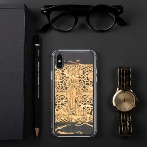 Privé : The Transfiguration of Christ iPhone Case