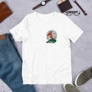 Saint George the Trophy-bearer Short-Sleeve Unisex T-Shirt