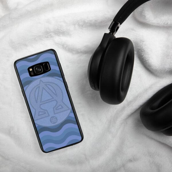Privé: Alpha and Omega Blue Version Samsung Case
