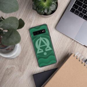 Privé: Alpha and Omega Green Version Samsung Case
