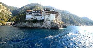 Le Mont Athos est à nouveau ouvert avec des restrictions