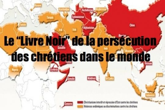 """""""The persecution of Christians close to genocide in some parts of the world"""""""