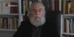 Jean-Claude Larchet présente le livre « L'Ancien de Patmos : Saint Amphiloque Makris »