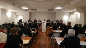 Session ordinaire du conseil du diocèse d'Europe occidentale de l'Église orthodoxe serbe à Paris