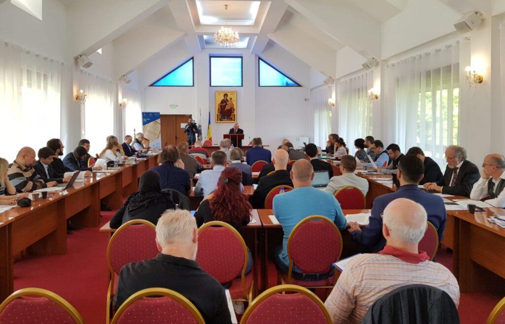 Message du patriarche de Roumanie Daniel au VIIIe Symposium Est-Ouest des spécialistes du Nouveau Testament