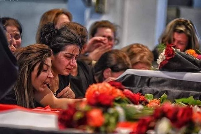 Six people, including five children, killed near an Orthodox church during a terrorist attack on a Syrian city