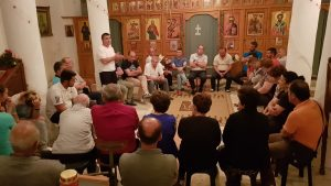 L'Église d'Albanie condamne la tenue de réunions politique dans les lieux de culte