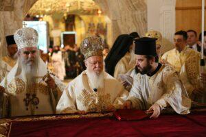 Le patriarche Bartholomée écrit au président monténégrin Djukanović qu'il ne reconnaît pas la soi-disant « Église du Monténégro » de « M. Dedeić »