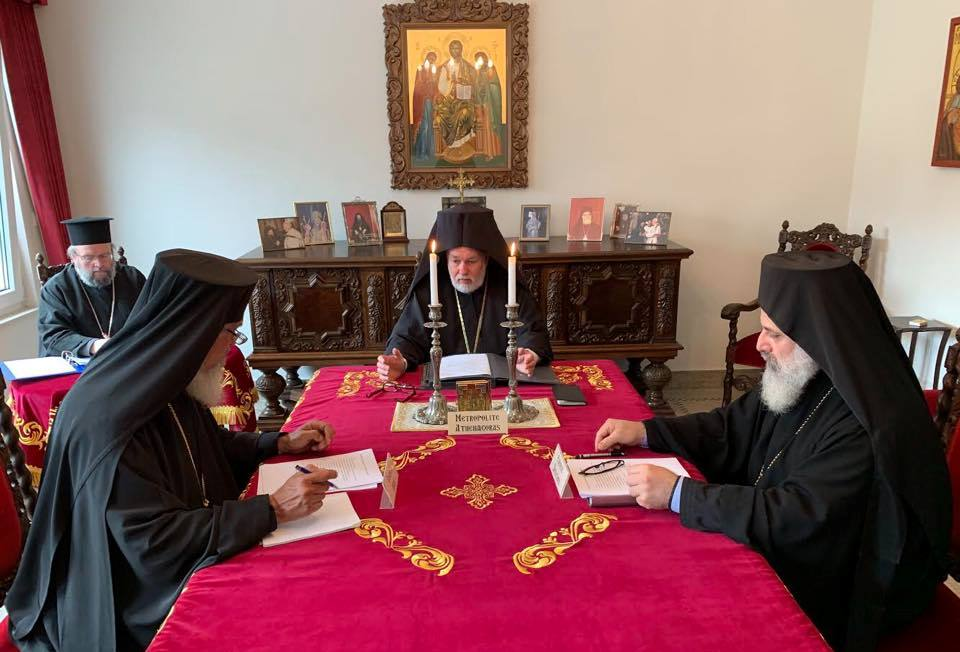 Statement by the Orthodox Bishops' Conference of Benelux (CEOB-OBB)