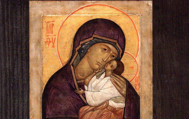 Recension: « Un prophète de la beauté incréée, le moine Grégoire (Kroug) »: le catalogue de l'exposition