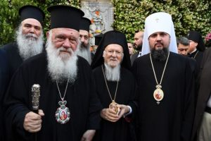 Patriarch Bartholomew celebrated his namesday in Constantinople