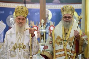 The Patriarchs of Antioch and Serbia concelebrated the Divine Liturgy in Damascus