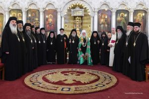 Patriarch Irinej of Serbia's official visit to the Antioch Patriarchate