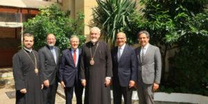 Métropolite Emmanuel : les Grecs ne parlent jamais des Juifs avec mépris