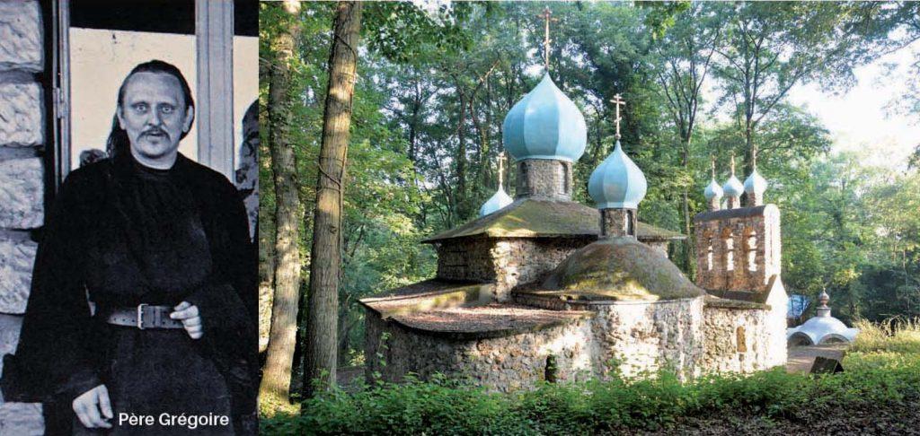 «Dans la paix du père Grégoire avec le père archimandrite Barsanuphe», un DVD réalisé à l'occasion du 50e anniversaire du rappel à Dieu du moine iconographe Grégoire Kroug