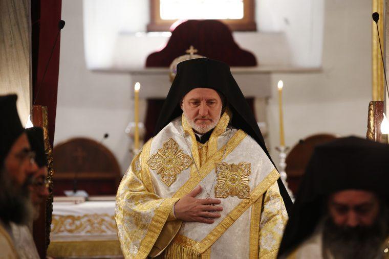 Des délégués de l'Église de Russie ont participé à l'intronisation du nouvel archevêque d'Amérique