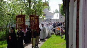 Canonisation du staretz Jean du Nouveau-Valaam en Finlande