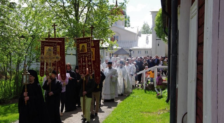 Elder John of New Valaam canonized in Finland