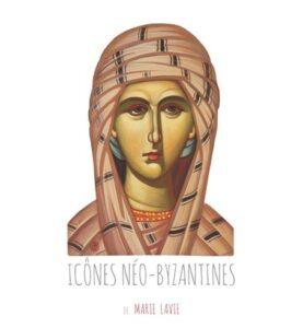 Exposition à Paris : icônes néo-byzantines de Marie Lavie