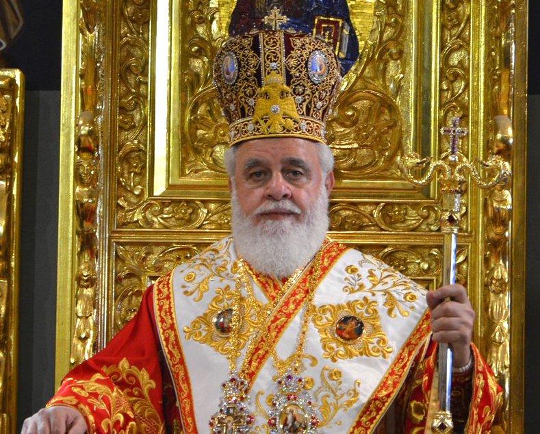 Le métropolite de Kykkos (Église de Chypre) : « Les agissements anti-canoniques en Ukraine menacent l'orthodoxie universelle »