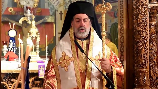 Metropolitan Nikitas elected as the new Archbishop of Thyateira and Great Britain